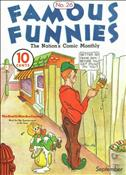 Famous Funnies #26