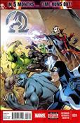 New Avengers (3rd Series) #28