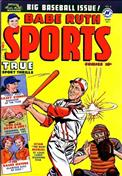 Babe Ruth Sports Comics #9