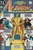 Action Comics #600