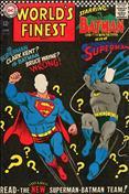 World's Finest Comics #167
