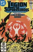 The Legion of Super-Heroes (2nd Series) #291