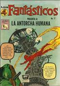 4 Fantásticos, Los (La Prensa) #17