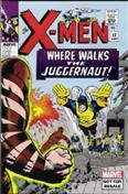 X-Men (1st Series) #13  - 2nd printing