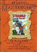 Marvel Masterworks: Human Torch #1 Variation A