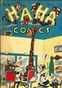 Ha Ha Comics #31