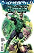 Hal Jordan & the Green Lantern Corps #1
