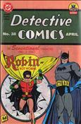 Detective Comics #38 Variation B
