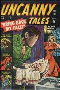 Uncanny Tales (1st Series) #8
