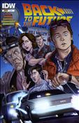 Back To The Future (IDW) #1