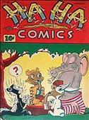 Ha Ha Comics #25