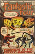 Fantastic Four (UK Edition, Vol. 1) #8
