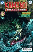 The Kamandi Challenge #1 Variation B