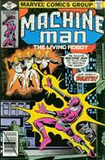 Machine Man #12
