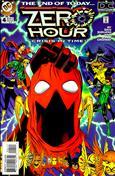 Zero Hour: Crisis in Time #4