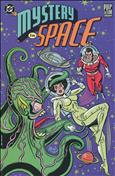 Pulp Fiction Library: Mystery in Space #1
