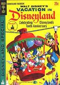 Vacation in Disneyland #1  - 2nd printing