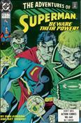 Adventures of Superman #473