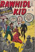 Rawhide Kid (1st Series) #19