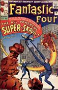 Fantastic Four (UK Edition, Vol. 1) #18