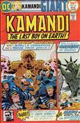 Kamandi, the Last Boy on Earth #32