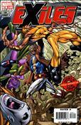 Exiles (Marvel) #73