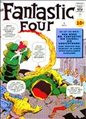 Fantastic Four (Marvel Deutschland) #1
