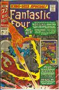 Fantastic Four (Vol. 1) Annual #4