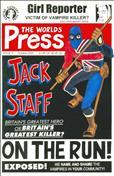 Jack Staff (Dancing Elephant) #3