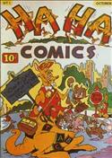 Ha Ha Comics #1