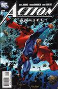 Action Comics #844 Variation A