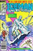 Iceman (1st Series, Canadian Edition) #1