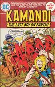 Kamandi, the Last Boy on Earth #26
