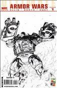 Ultimate Armor Wars #1 Variation C