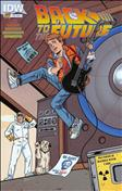 Back To The Future (IDW) #1 Variation A