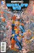 Earth 2: World's End #25