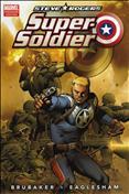 Steve Rogers: Super-Soldier Book #1 Hardcover