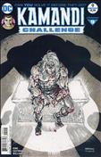 The Kamandi Challenge #9 Variation A