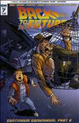 Back To The Future (IDW) #7