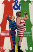 A&A: The Adventures of Archer & Armstrong #8 Variation A