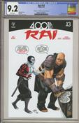 Rai (2nd Series) #13 Variation C