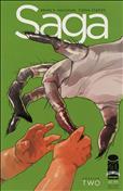 Saga (Image) #2  - 2nd printing