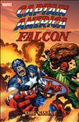Captain America and the Falcon: The Swine #1