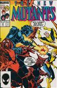 The New Mutants #53