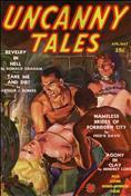 Uncanny Tales (Manvis) #1