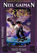 The Books of Magic (Mini-Series) Book #1 - 10th printing