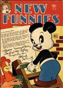 New Funnies (Walter Lantz…) #101