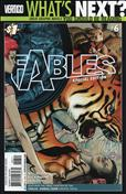 Fables #6  - 2nd printing