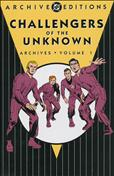 Challengers of the Unknown Archives #1