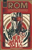 Rom & the Micronauts #1 Variation B